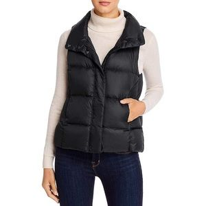 Eileen Fisher Quilted Puffer Vest
